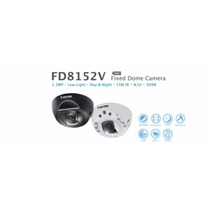 Vivotek Fixed Dome IP Camera FD8152VF2