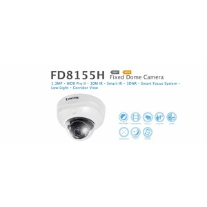 Vivotek Fixed Dome IP Camera FD8155H