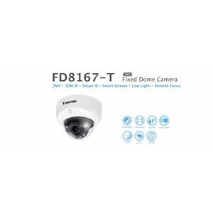 Vivotek Fixed Dome IP Camera FD8167-T