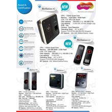 Fingerprint Suprema BioEntry W