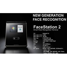 Fingerprint Suprema FaceStation 2