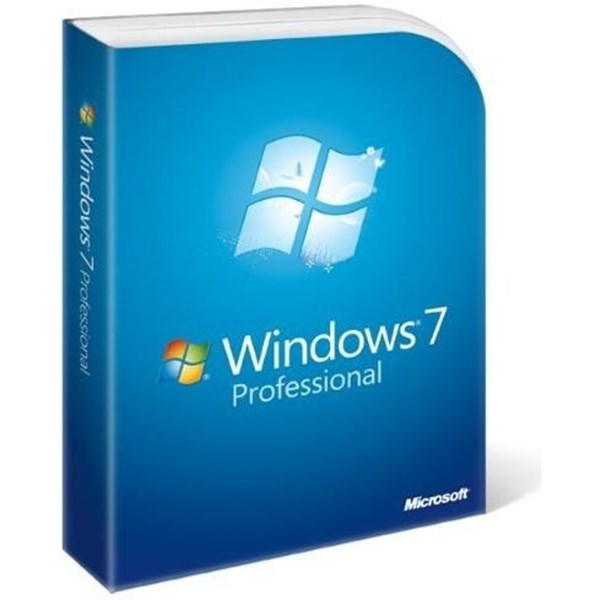 Software MICROSOFT Windows 7 Professional SP1 64 bit (OEM)