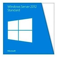 Software MICROSOFT Windows Server 2012 Standard