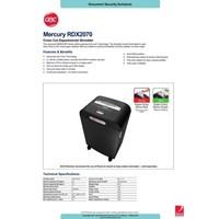 Jual mesin penghancur kertas GBC MERCURY RDX 2070 2