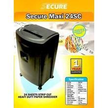 Mesin penghancur kertas SECURE MAXI 24SC