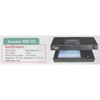 Jual Mesin hitung uang MONEY DETECTOR SECURE MD-22 2