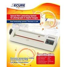 MESIN LAMINATING SECURE INSTANT
