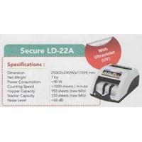 Jual Mesin hitung uang MONEY COUNTER SECURE LD-22A 2