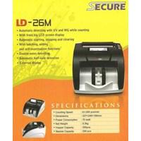 Distributor Mesin hitung uang MONEY COUNTER SECURE LD-26M 3