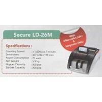 Jual Mesin hitung uang MONEY COUNTER SECURE LD-26M 2