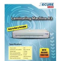 MESIN LAMINATING SECURE FINE 1