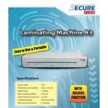 MESIN LAMINATING SECURE FINE