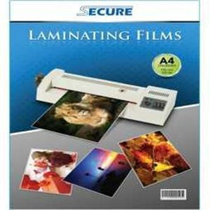 SECURE LAMINATING FILM
