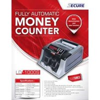 Sell Mesin hitung uang MONEY COUNTER SECURE LD-1000S 2