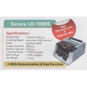 Mesin hitung uang MONEY COUNTER SECURE LD-1000S