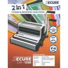 Mesin jilid SECURE CW-1250