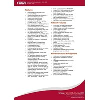 Distributor IP PHONE FANVIL C60 3