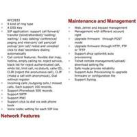Jual IP PHONE FANVIL C56 DAN C56P ( POE) 2