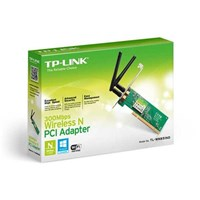 TP LINK WN851ND 300MBPS WIRELESS N PCI ADAPTER