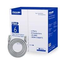 Jual UTP LAN Cable Prolink CAT6FC