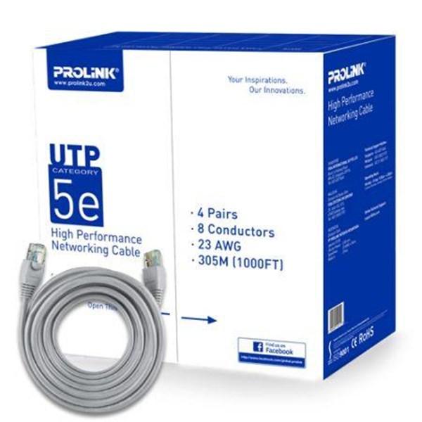 UTP LAN Cable Prolink CAT5E