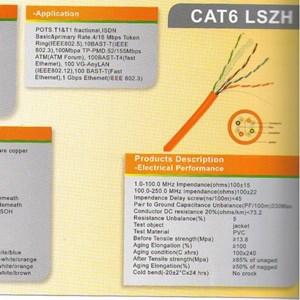 Dari Kabel UTP Netviel Cat 6 LSZH 0