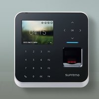Fingerprint Suprema BioStation 2