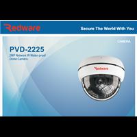 Vivotek Bullet Camera Redware PVD-2225