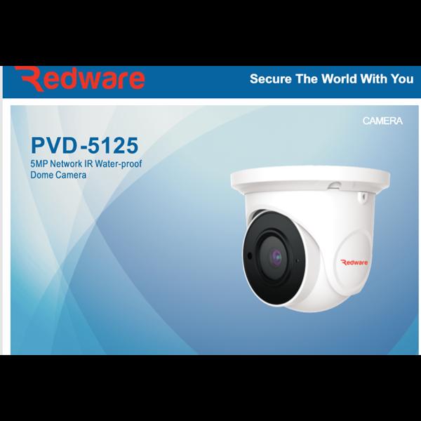 Dome Camera Redware PVD-5125
