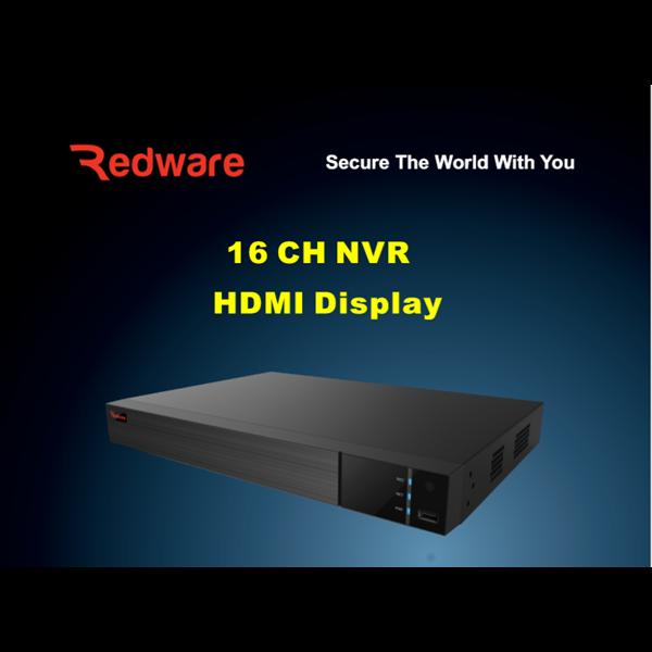 Nvr Redware PVZ-2325
