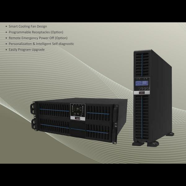 UPS Vektor Ablerex RS-RT 2K