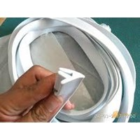 Distributor Karet lis Rubber Strip NBR Putih Hubungi 081295460660 3
