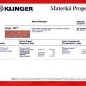 Gasket Klinger 200 Hubungi 081295460660