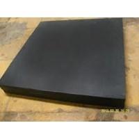 Rubber Bantalan strip cor Tebal 5CM 1