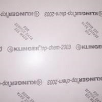 Klinger top chem 2003 Flange 2000 1