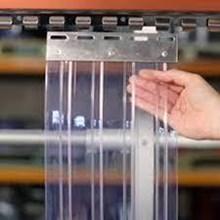 pvc curtain plastik ( tulang bekasi murah )