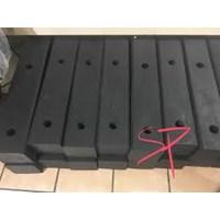 karet loading dock bumper di solo ( 081295460660 )