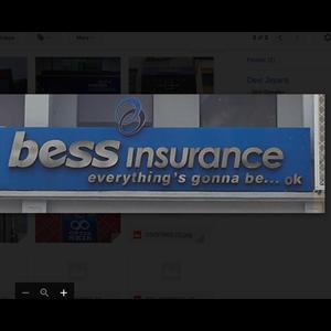 Papan Nama Bess Insurance By Pro & Coo