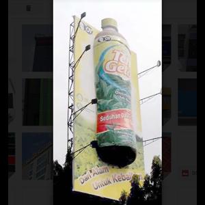 Papan Iklan Teh Gelas By Pro & Coo