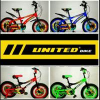 Jual Sepeda Anak United