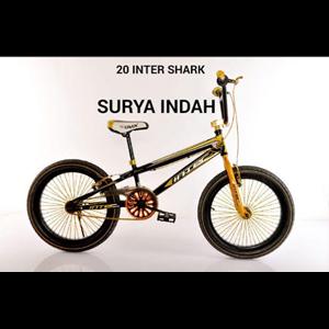 Sepeda BMX 20 Inter shark
