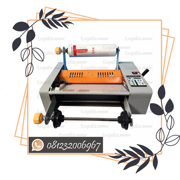 HOT LAMINATION ROLL 380