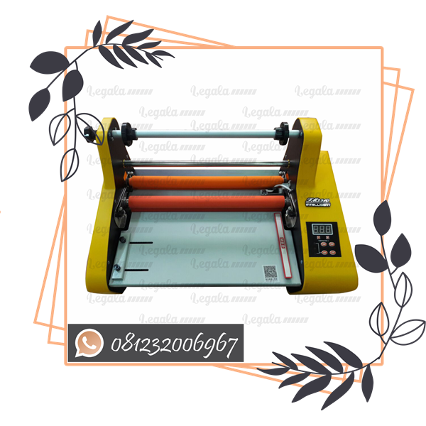 MESIN LAMINASI FOTO HOT ROLL 3310