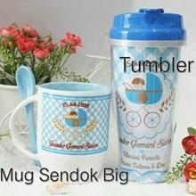 Mug Sendok dan Tumbler