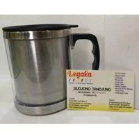 Jual Mug Stainless Promosi di Surabaya
