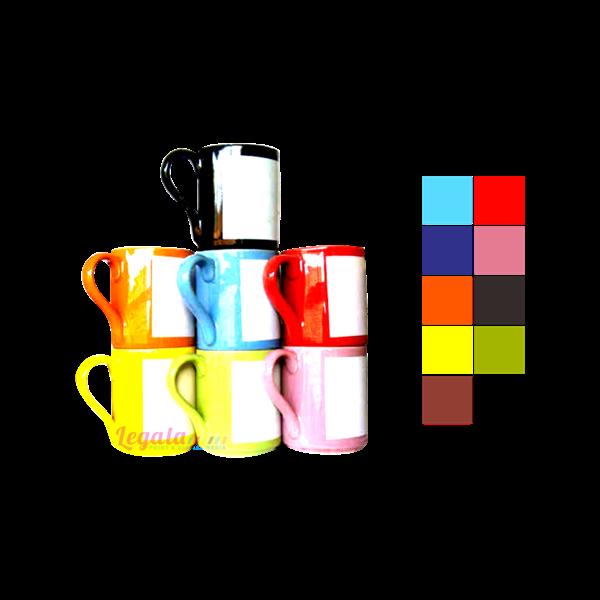 Mug Coating Sovenir Lucky Full Colour