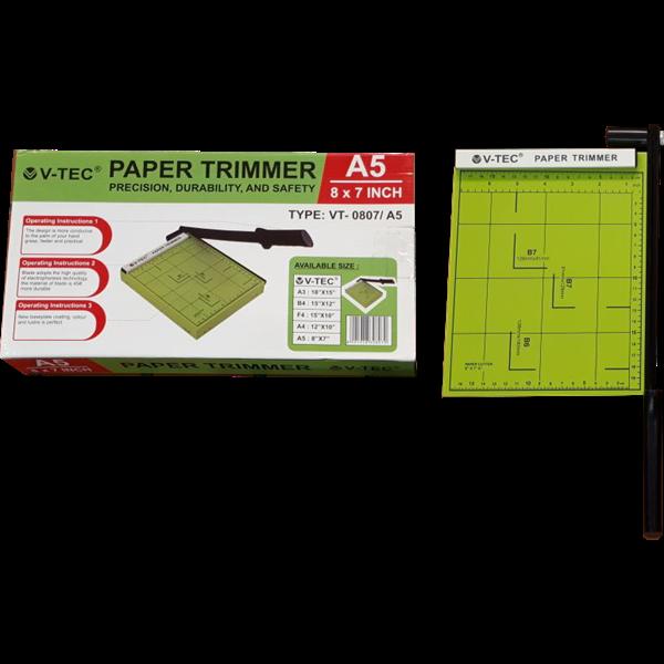 PAPER TRIMMER A5 V-TEC LEGALA