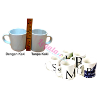MUG MINI COATING WHITE LEGALA