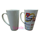 MUG V-SHAPE WHITE 16 OZ LEGALA 1