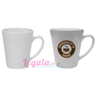 Distributor Mug Souvenir V-SHAPE WHITE 11 OZ LEGALA 1